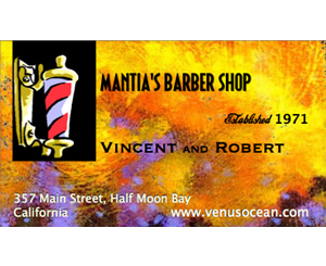 Mantia's Barber Shop